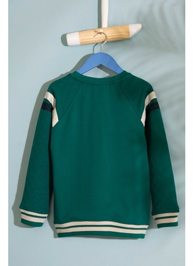 U.S.Polo Assn. Sweatshirt Yeşil
